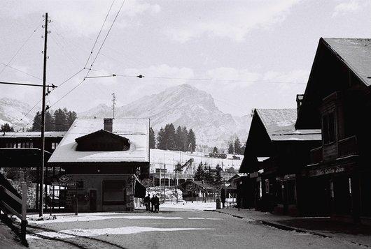 Villars-sur-Ollon La gare