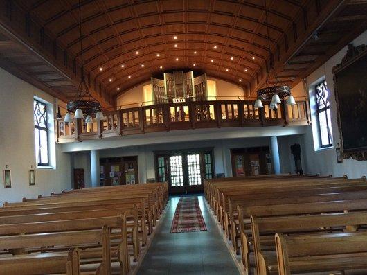 Orgues de l'église de St-Jean, Fribourg