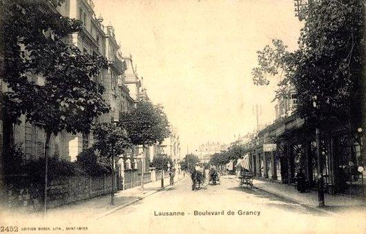 Boulevard de Grancy