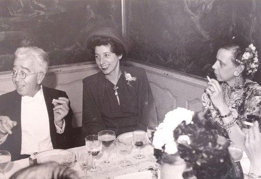 Alix de Weck 1947