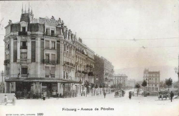 Pérolles  1904