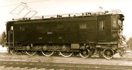 Locomotive CFF Ae 3/6
