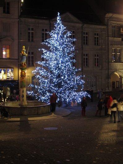 Lausanne illuminations