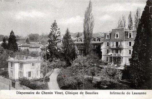 L'Ecole de la Source à Lausanne s'agrandi