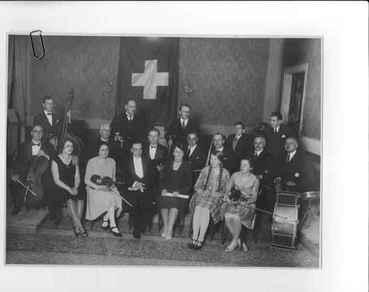 Groupe musical du Cercle suisse de Gênes (Italie)