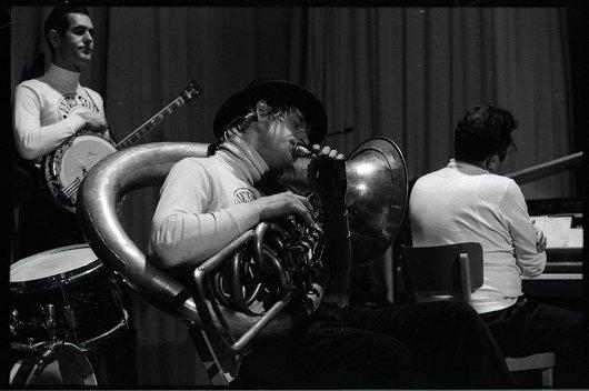 River Street Brass Band, 1970