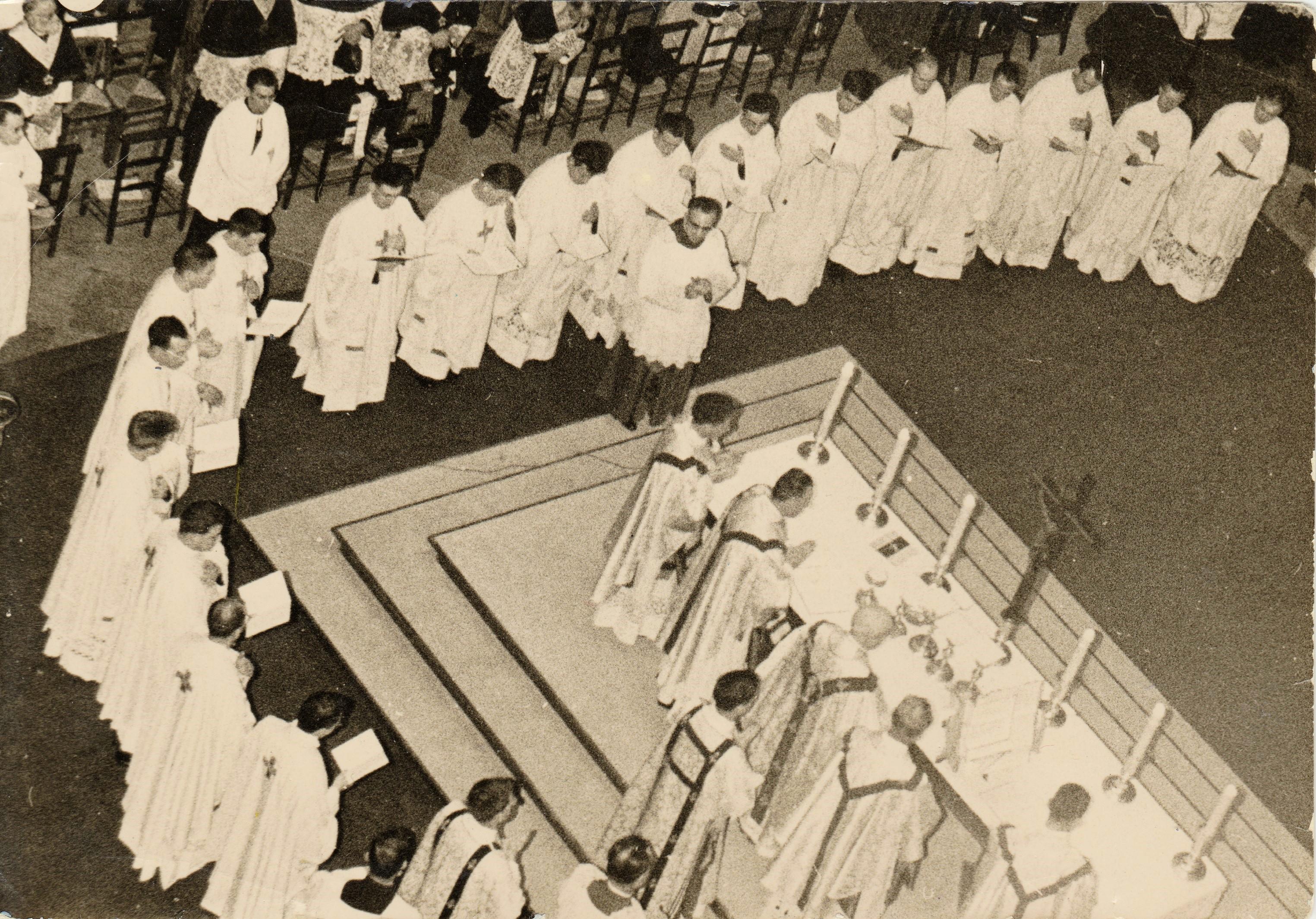 Ordination à Sion