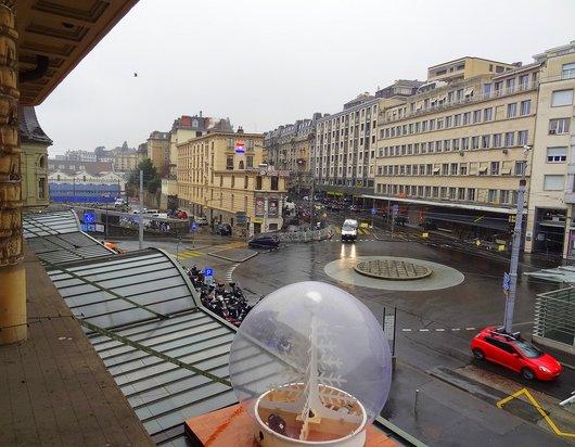Lausanne - Place de la Gare