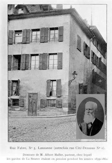 Rue Fabre La Source
