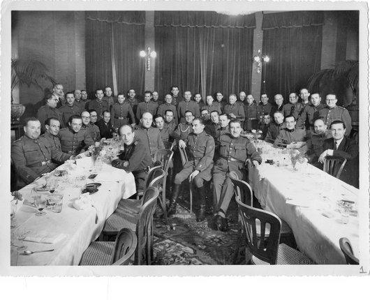 Groupe d'officiers