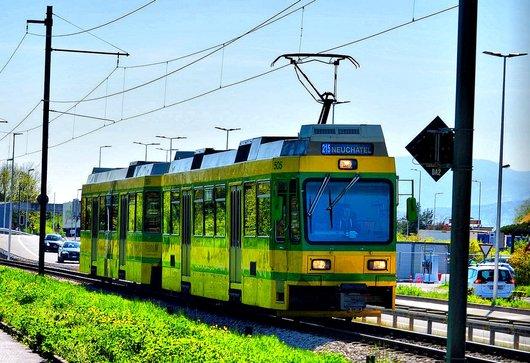 Tramway de Neuchâtel
