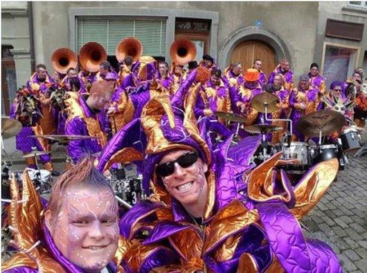 Fribourg, Le carnaval des Bolzes
