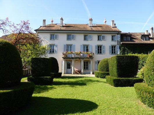 Bernex, la maison Théremin