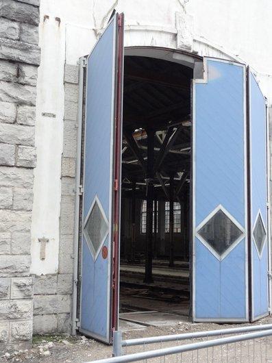 Dernier regard sur la Halle aux locomotives CFF