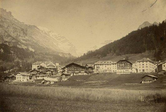 Loeche-les-Bains village hotels