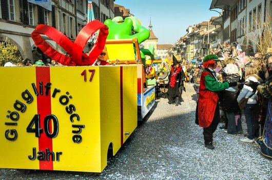 Carnaval 4- ©Murten Tourismus