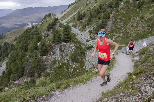 Course Sierre Zinal 2015