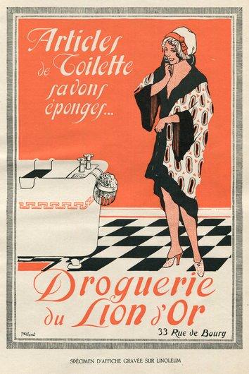 Droguerie du Lion d'Or 33 Rue de Bourg Lausanne