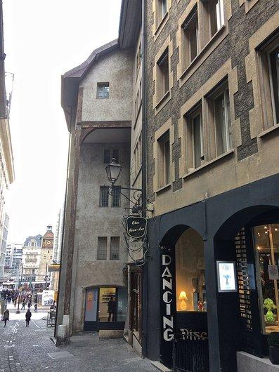 "Genève, le dernier ""Dôme"""