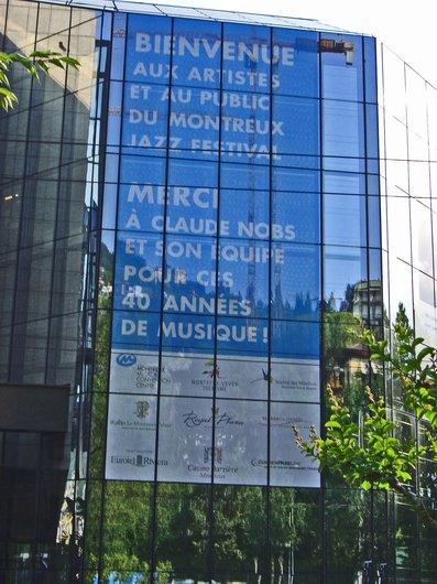 40e Montreux Jazz : Merci