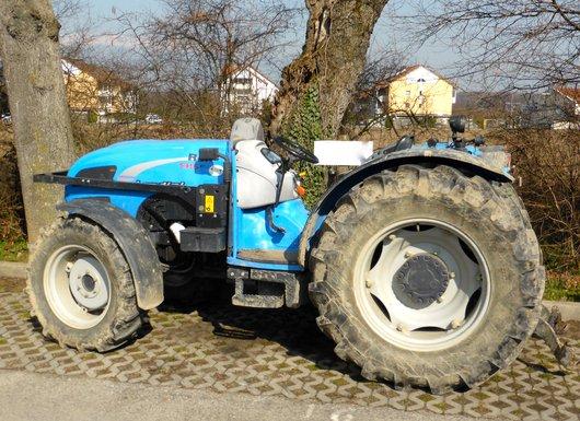Tracteur de marque Landini