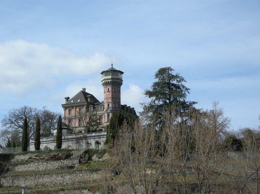 Château des Crêtes, Clarens