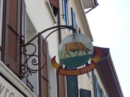 Villeneuve - Boucherie Favrod
