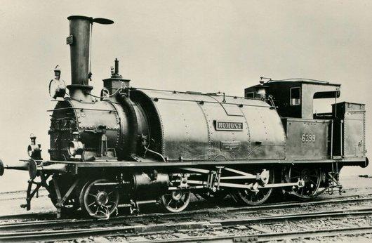 Locomotive à vapeur, Ec 2/4