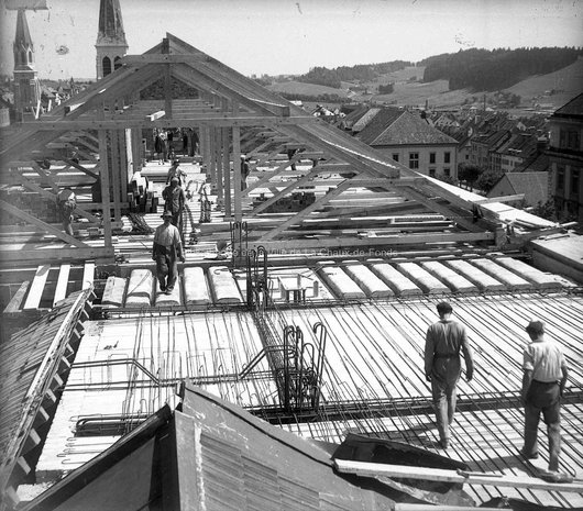 Technicum en construction(3)