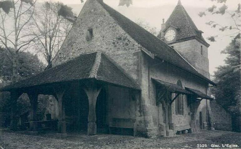 Giez église