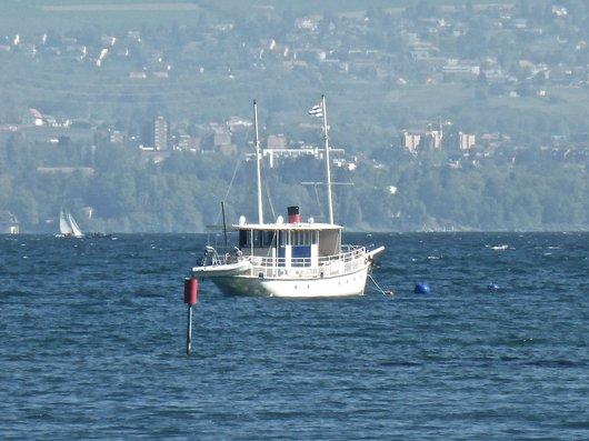 Yacht, la Walkyrie: 1882-2016