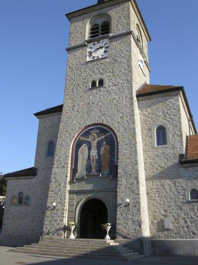 Eglise de Semsales