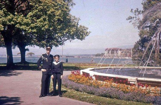 Ondine Genevoise et ses anciens uniformes