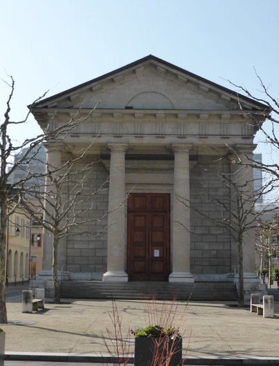 Carouge, le Temple