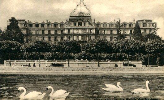 L'ancien Palais Wilson