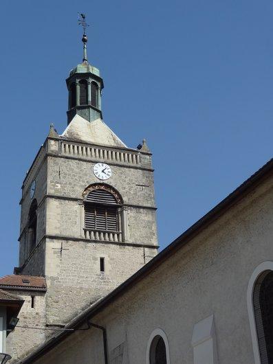 Evian - Eglise Notre-Dame de l'Assomption