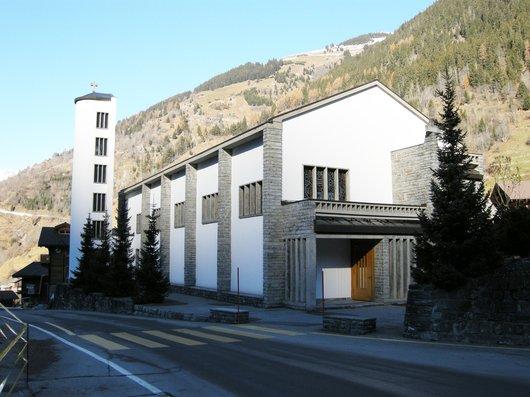 Eglise de Lourtier