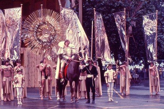Fête des Vignerons 1977