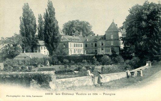 Prangins, le château (2)
