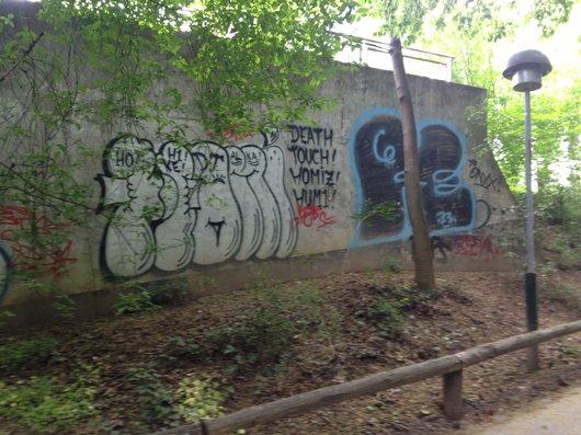 Mur à Mon Repos
