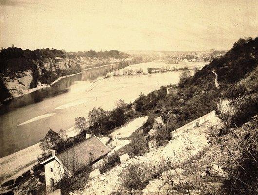 La Jonction Genève 1895