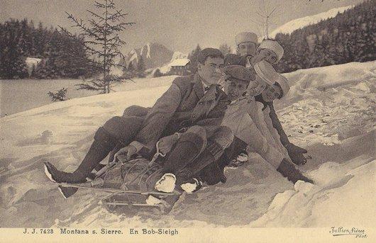 Montana en bob-sleigh