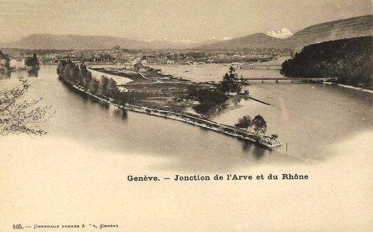 La Jonction Genève 1899