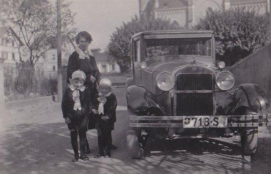 La voiture comme un membre de la famille