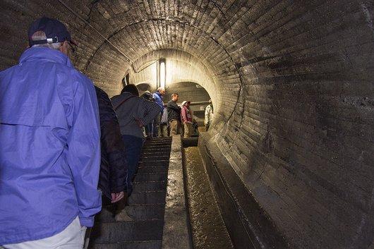 Visite guidée du Barrage de Moiry, Anniviers