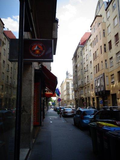 Pub du Cervin à Budapest
