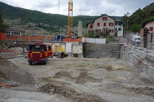 Nouvelle école de Granges : les étapes de la construction