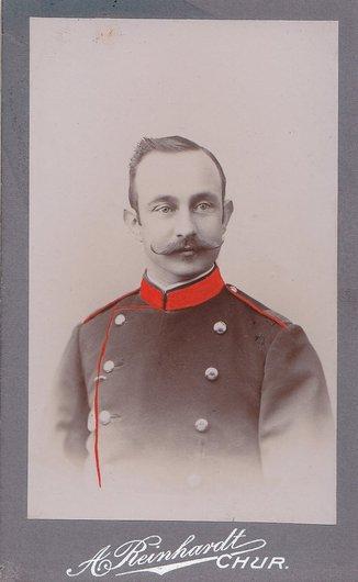 Officier de l'armée suisse