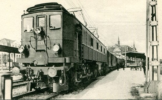 Locomotive CFF, Be 4/6
