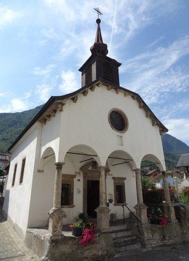 Saint-Gingolph - Chapelle de la Sainte-Famille